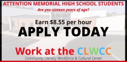 Apply at the CLWCC