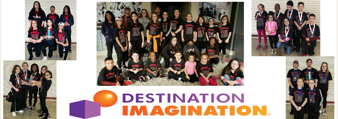 Destination Imagination 2019
