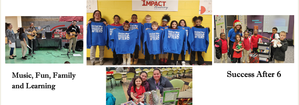 United Way Success After 6