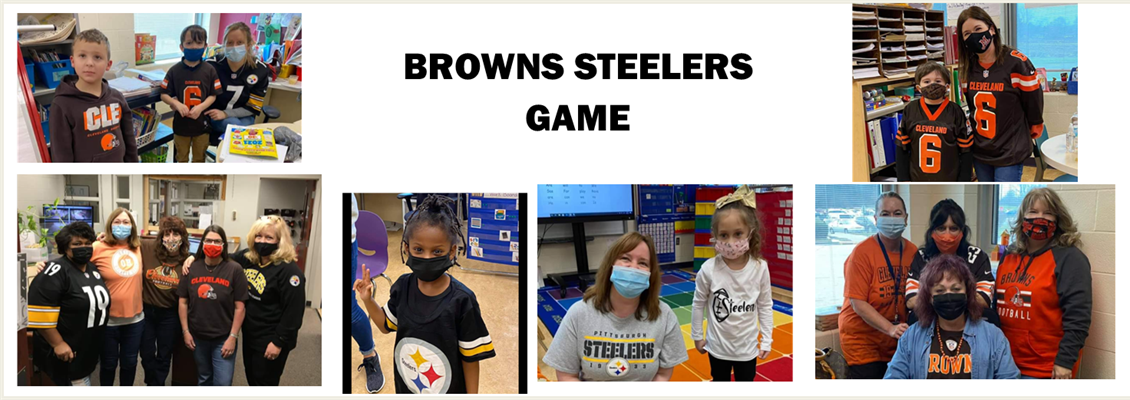 Go Browns! Go Steelers!