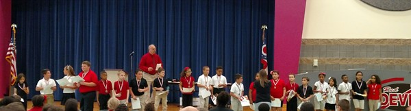 3rd grade honor awards