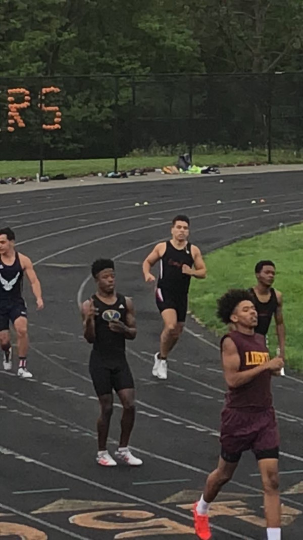 Track and field district meet